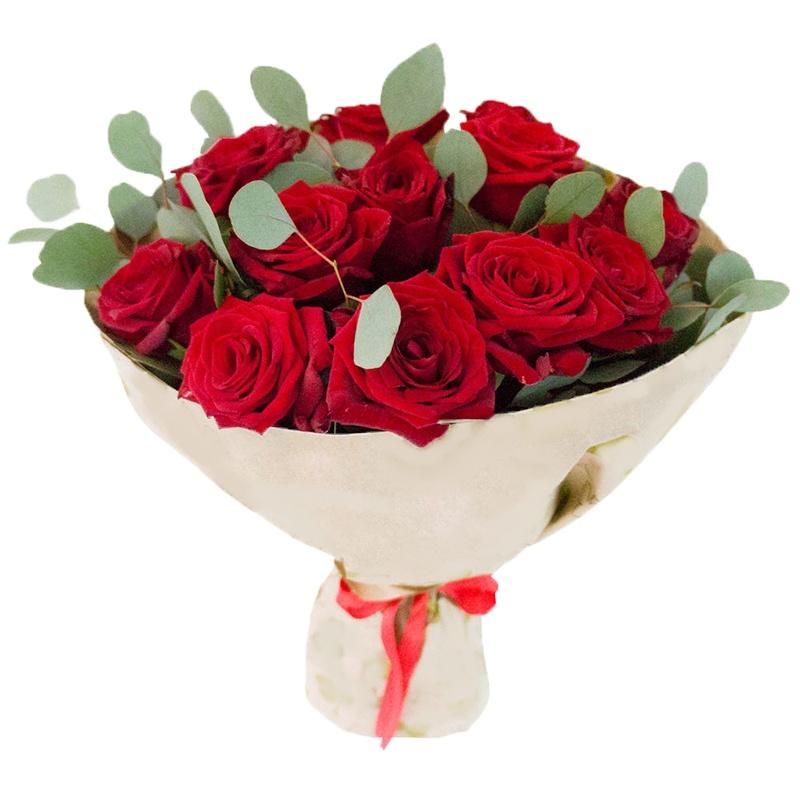 Дешевые букеты из роз самара