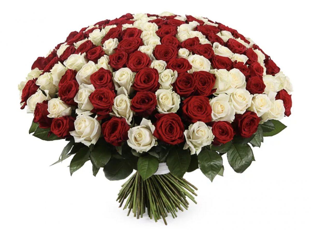 Деловой, где можно купить букет 101 розы киев