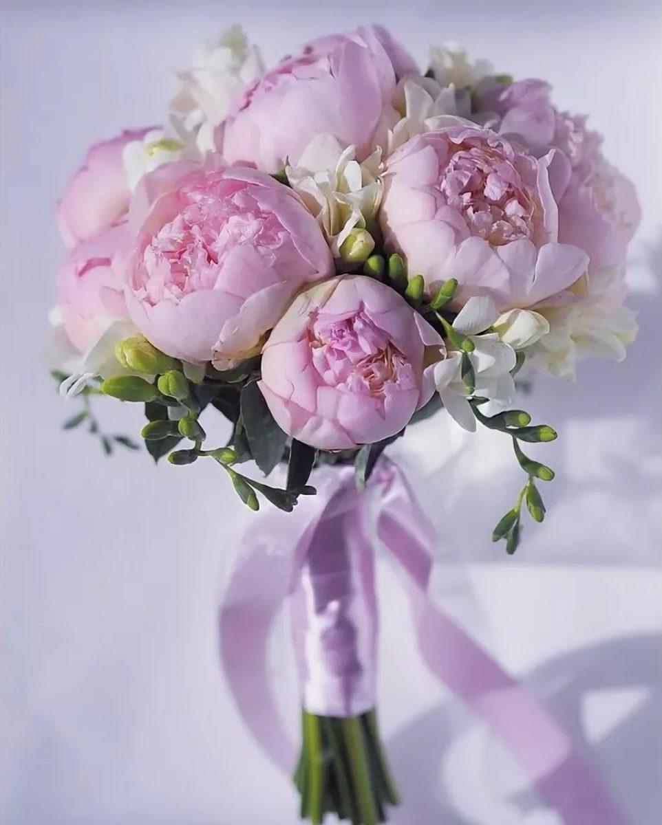 Букет для невесты подешевле в спб пионов, для букетов цветы