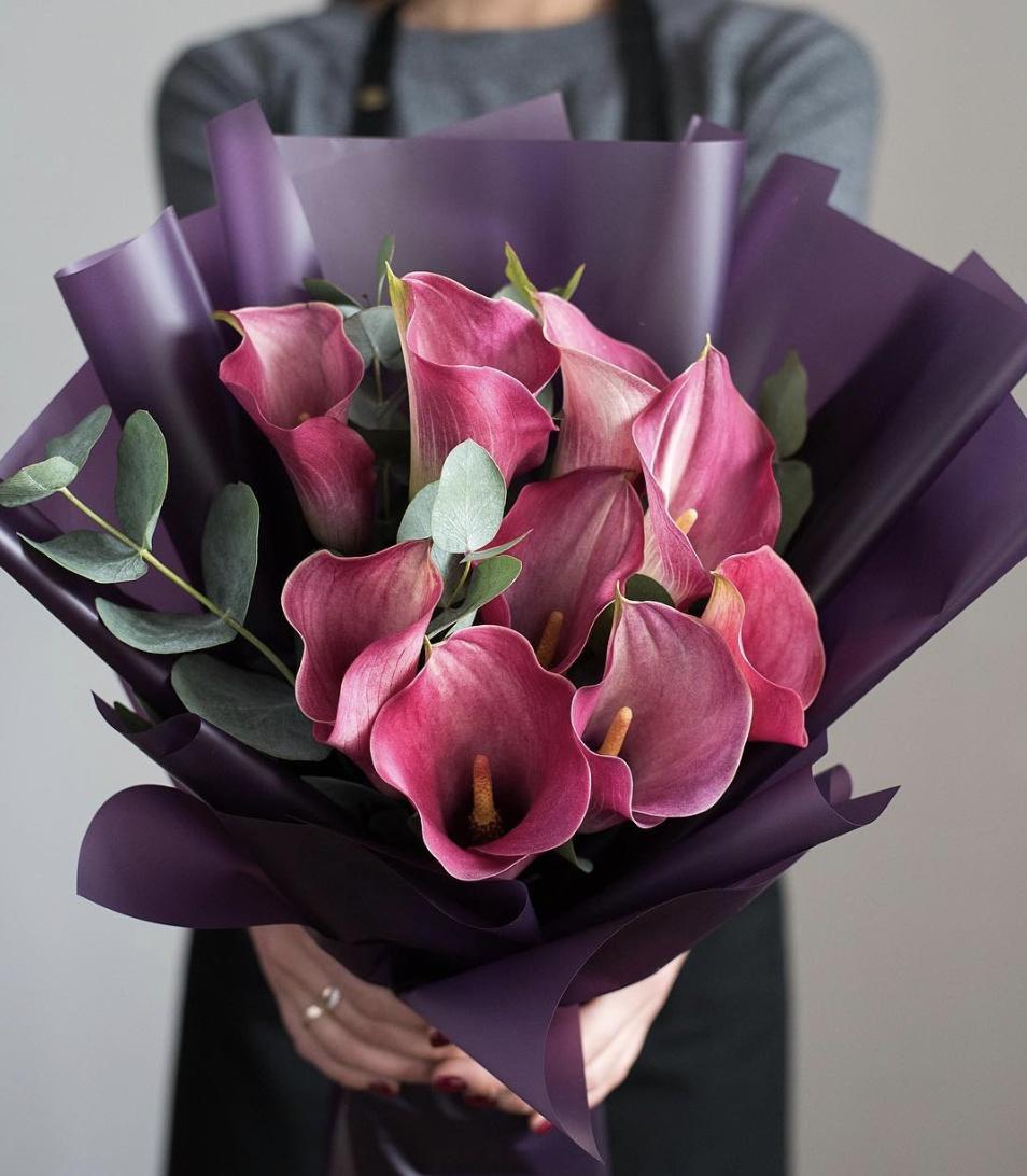 Купить дешевый, доставка цветов каллы киев