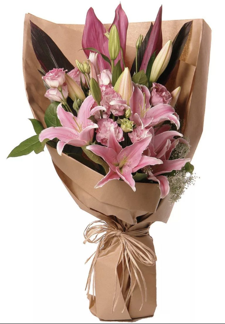 Невесты, букеты из лилии купить в москве