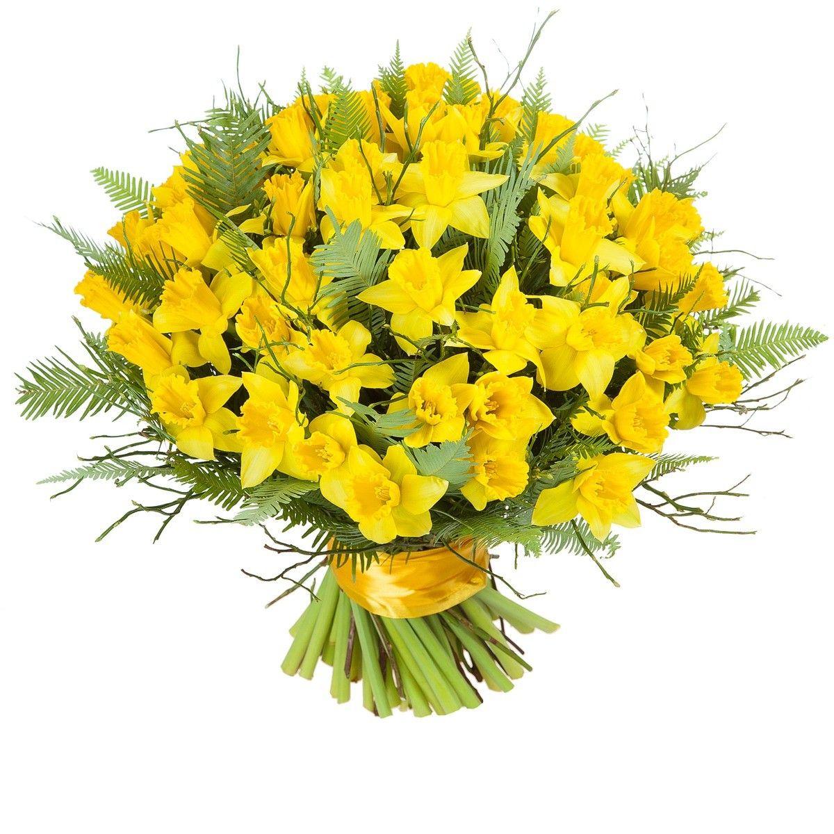 Заказ цветов с доставкой нарциссы