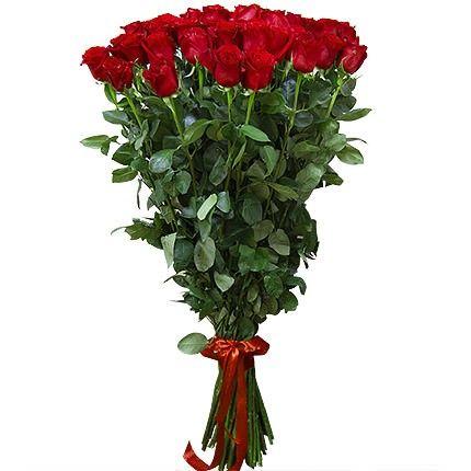 Роза 200 см (2 метра) 51 шт. Букет