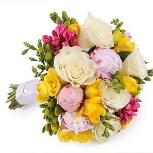 Свадебный букет «Валери» — Свадебные букеты