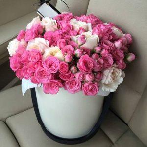 Букет из роз Дэвида Остина