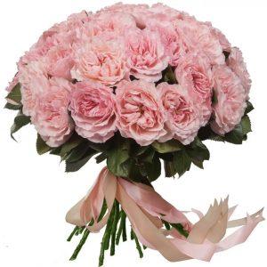 """Букет из пионовидных роз """"Mayras Rose"""""""
