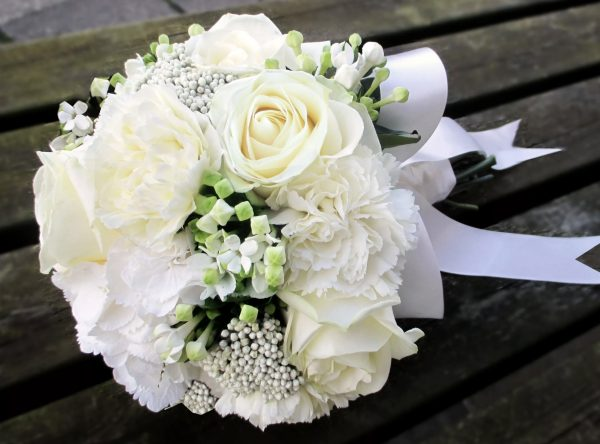 """Букет невесты """"Священная любовь"""""""