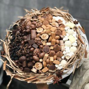 """Букет """"Шоколадный фонтан"""""""