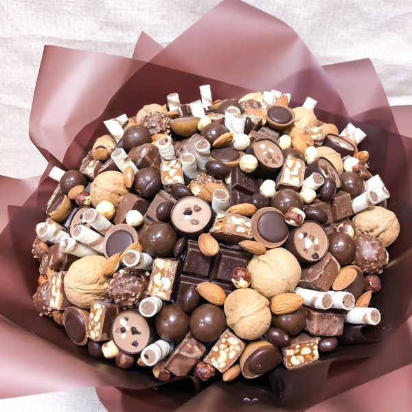 Букет «Заморские сладости» — Акции и скидки