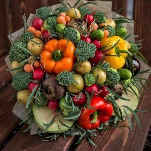 Овощной букет «Кустурица» — Акции и скидки