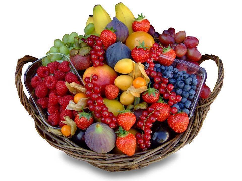 красивые открытки с днем рождения фруктами