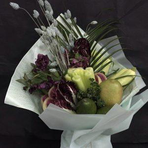 Настоящий букет для ЗОЖ — Букеты из овощей