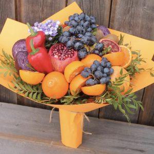 Полезный букет «Руан» — Букеты из овощей