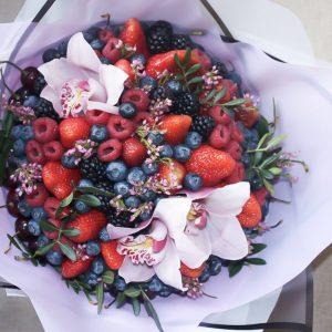Фруктово-цветочный букет «Эгоист» — Акции и скидки