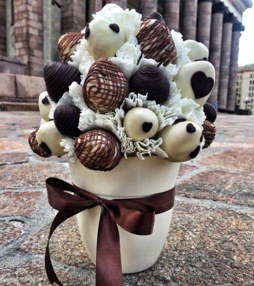 Набор из клубники в шоколаде (35 шт)