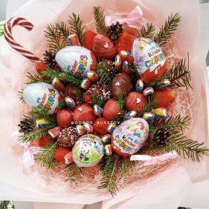 Рождественский букетик