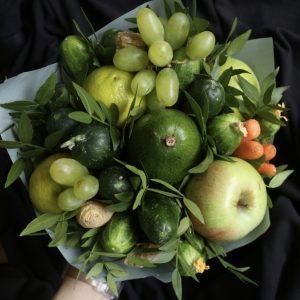 Овощной букет «Веган» — Акции и скидки