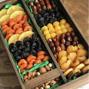 Набор из сухофруктов и орехов «Персия» — Орехи и сухофрукты