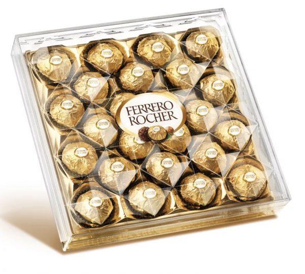 Конфеты Ferrero Rocher Бриллиант