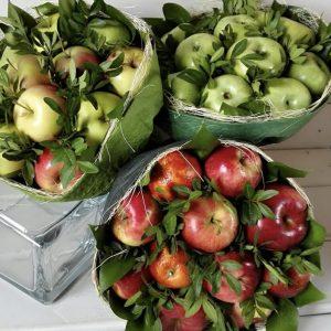 Букет из яблок — Акции и скидки