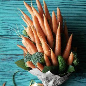 Букет из моркови — Акции и скидки