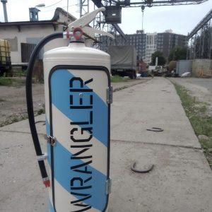 Огнетушитель-бар Вранглер