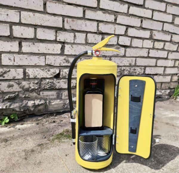 Огнетушитель-бар желтый — Огнетушитель-бар 2