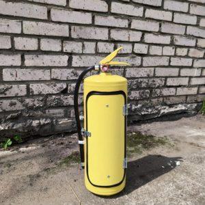 Огнетушитель-бар желтый