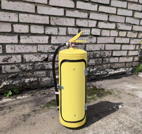 Огнетушитель-бар желтый — Огнетушитель-бар