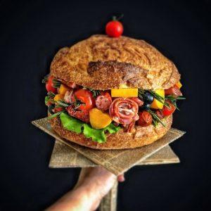 Бургер «На раз — два» — Букет Бургер