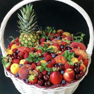 Корзина с фруктами «Танзания» — Акции и скидки