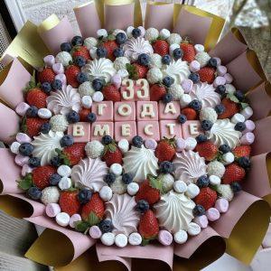 Букет из сладостей — Съедобные букеты