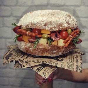 Бургер «О мой бургер» — Букет Бургер