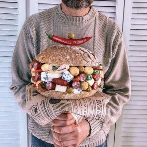 Бургер «Бородач» — Букет Бургер