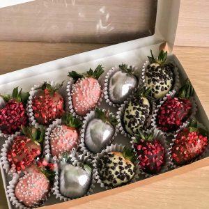 Набор клубники в шоколаде «Люси» — Клубника в шоколаде