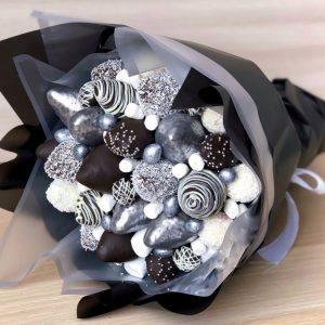 Композиция в шоколаде «Провокатор» — Клубника в шоколаде