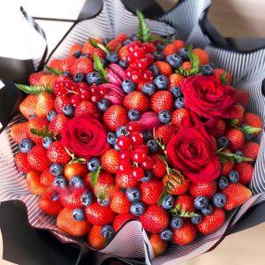Букет из ягод «Блаженство» — Акции и скидки