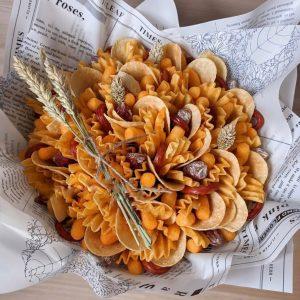 Букет из чипсов и сухариков — Акции и скидки
