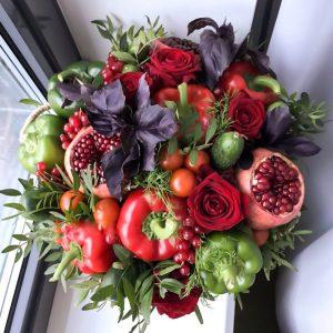 Овощной букет «Италия» — Акции и скидки