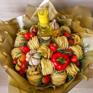 Букет из макарон «Ля Италия!» — Акции и скидки
