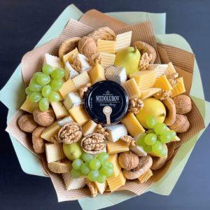 Сырный букет «Монже» — Акции и скидки