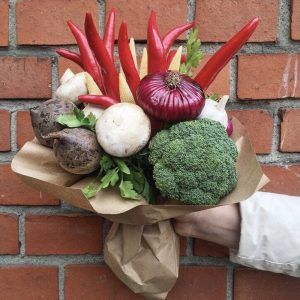 Букет «На кухне» — Съедобные букеты