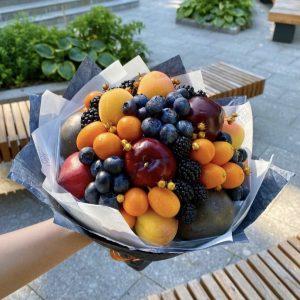 Букет «Кумкват» — Орехи и сухофрукты