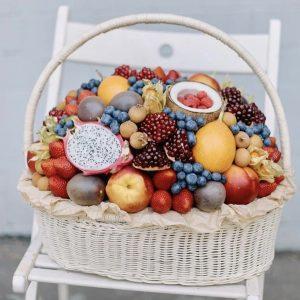 Корзинка с фруктами «Тай» — Композиции