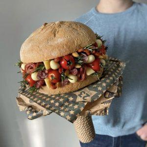 Бургер «Квинс» — Букет Бургер