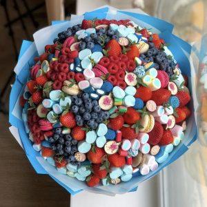 Букет из сладостей «Нежности» — Детские букеты