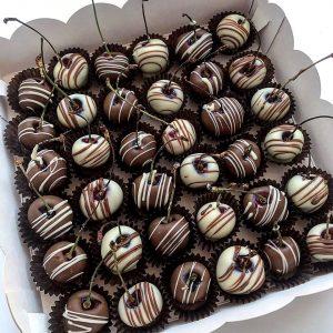 Черешня в шоколаде «Париж» — Кондитерские изделия