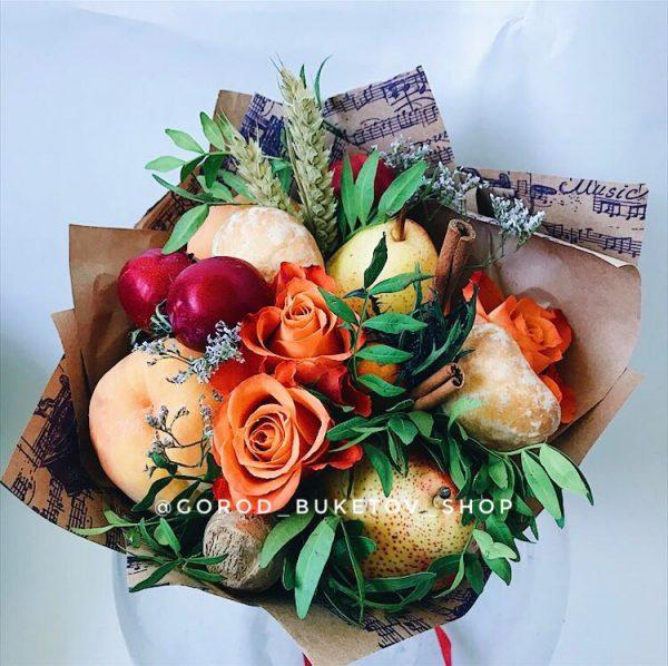 Букет «В первый раз» — Букеты цветов