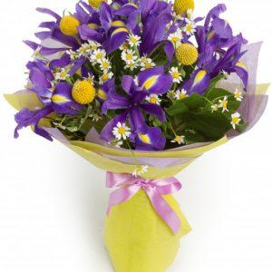 Букет полевой — Букеты цветов