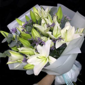 Букет «Феерия» — Букеты цветов